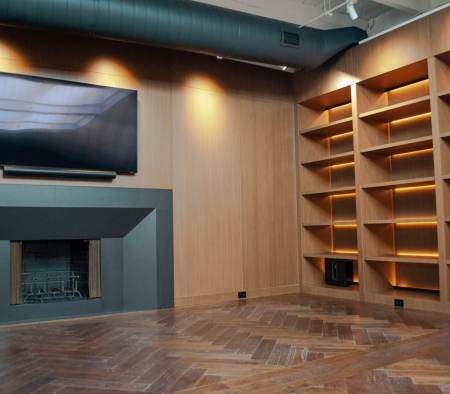 Residential Architectural Woodwork