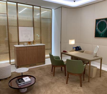 Cartier Custom Fixtures