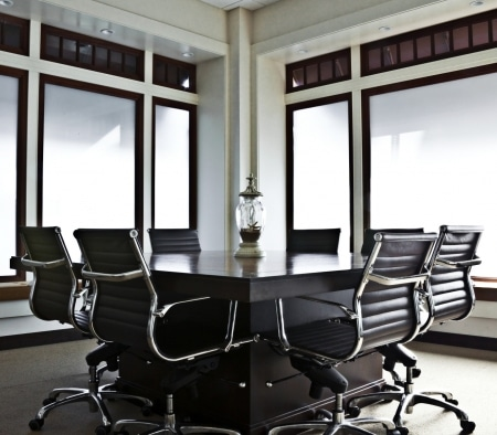 Custom Conference Room at DDMA