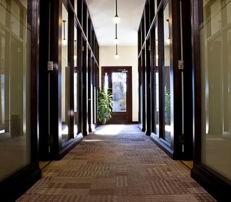 Custom Hallway at DDMA
