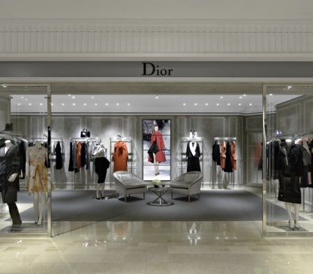 Christian Dior at Saks Fifth Avenue
