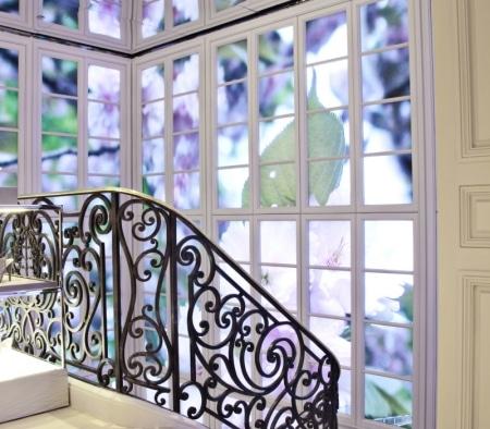 Custom Staircase at Christian Dior