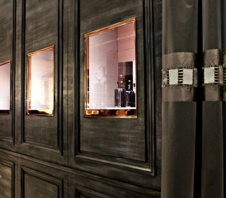 Perimeter Millwork at Christian Dior