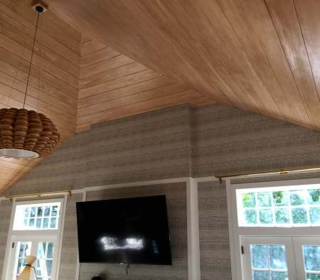 Architectural Woodwork in a Hamptons Home