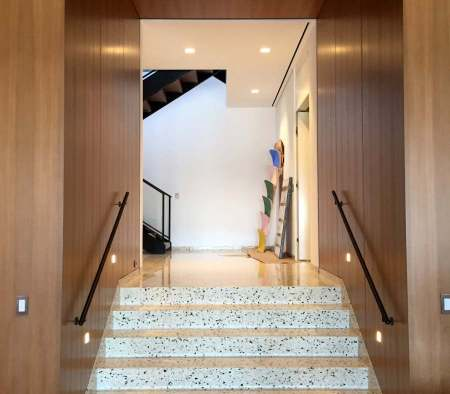Architectural Woodwork at a Private Residence