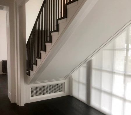 Millwork Details at an East Hampton Home
