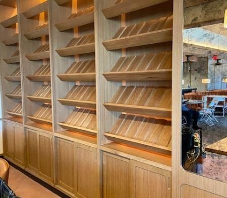 Restaurant-Millwork