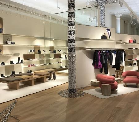 Architectural Woodwork for Luxury Retail