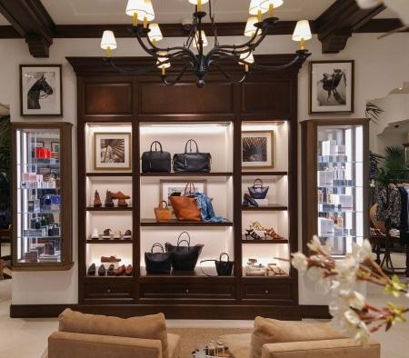 Custom Millwork Fixtures for Retail