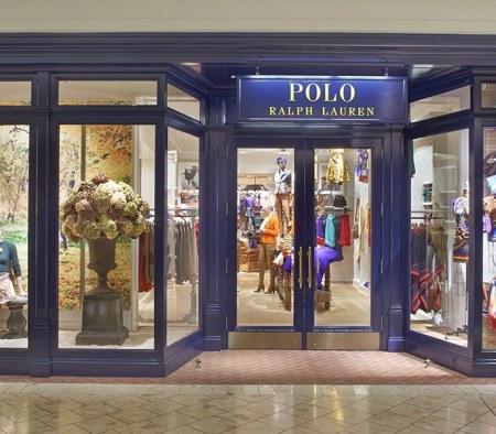 Polo Ralph Lauren Storefront