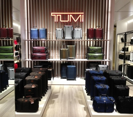 Architectural Woodwork at TUMI