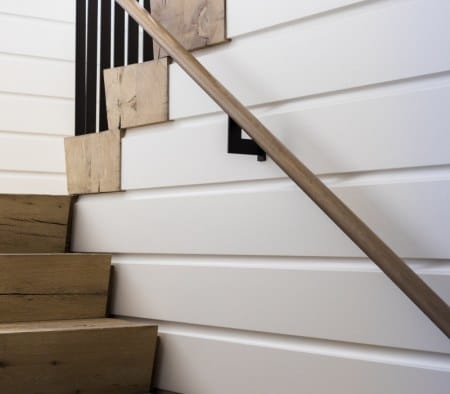 Custom Staircase Woodwork