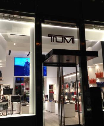 Tumi Flagship – New York