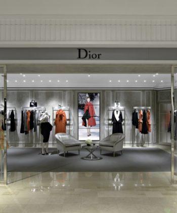 Christian Dior – Saks, California