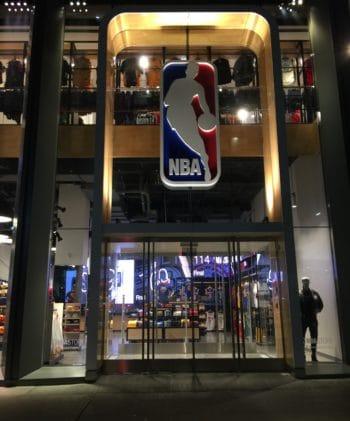 NBA Flagship – New York
