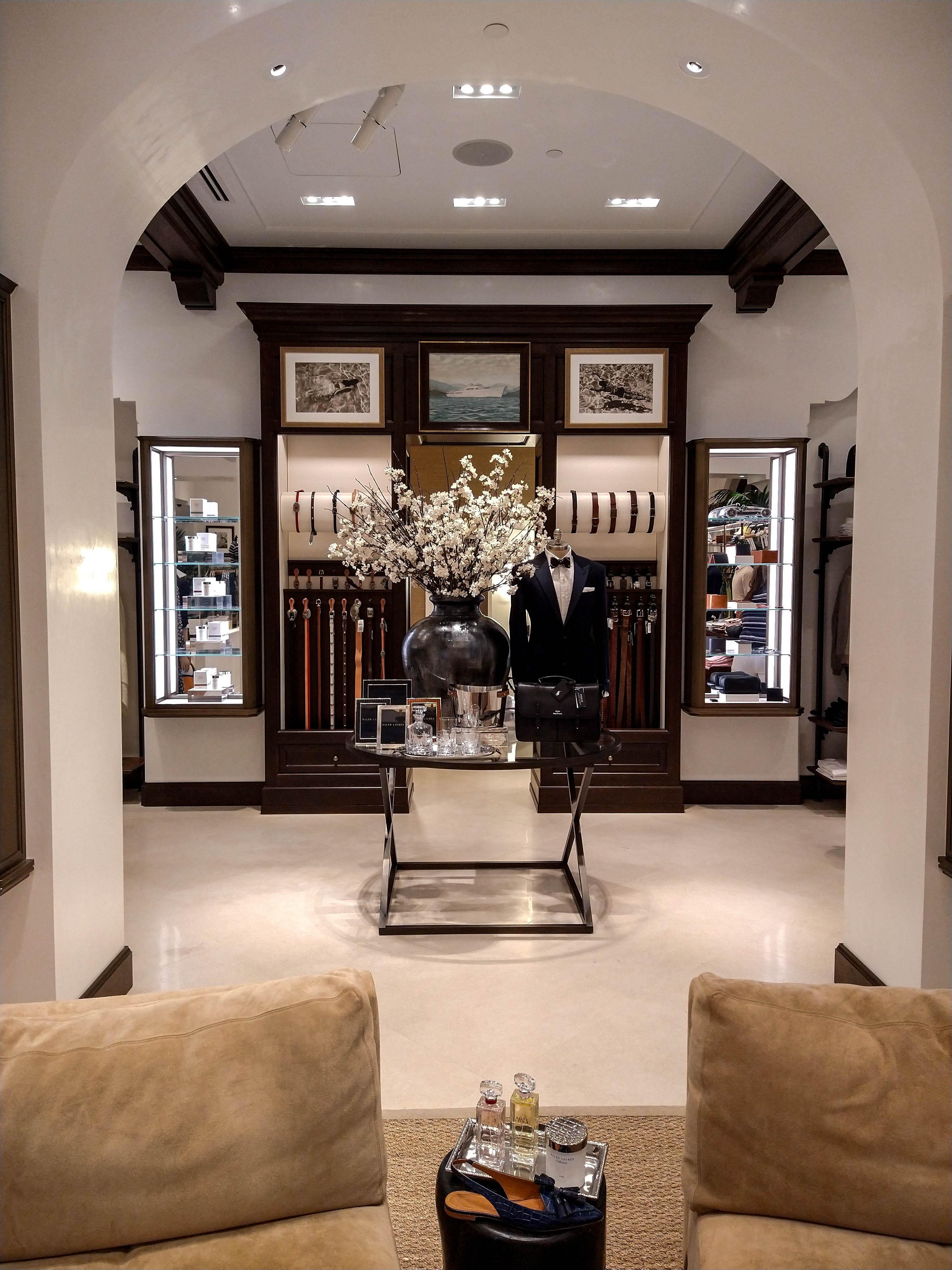 Ralph Lauren - Retail Design