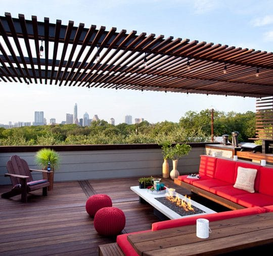5 TYPES OF WOOD FOR YOUR OUTDOOR DECK