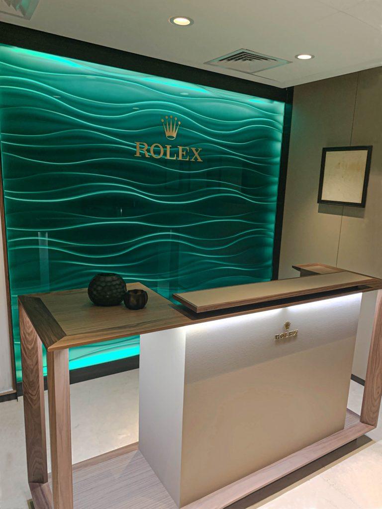 Rolex Cash Wrap