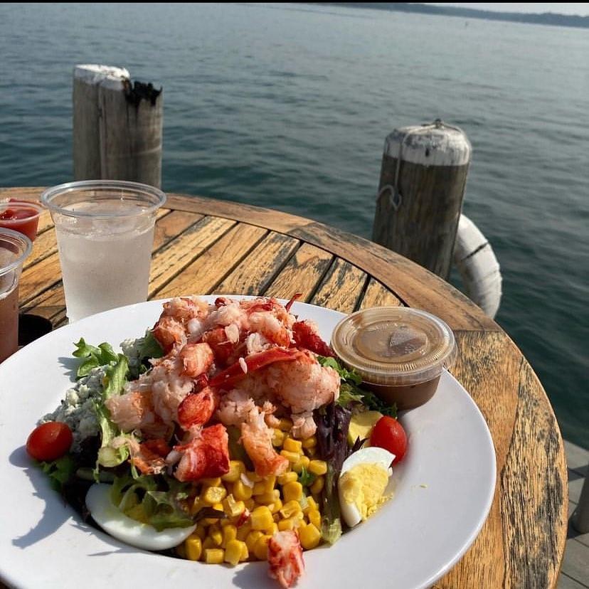 Claudios Lobster Meal