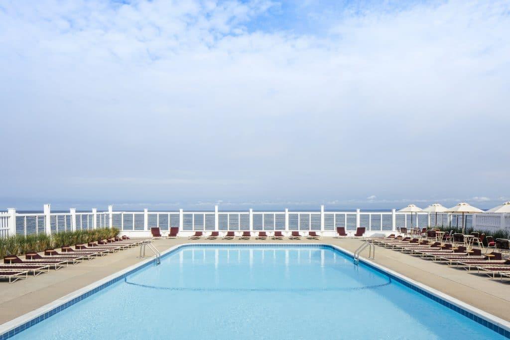 Sound View pool