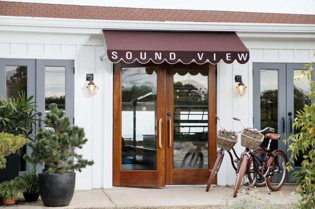 Sound View Doors